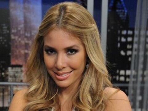 Elizabeth López ya es una cara muy conocida en la cadena de telev...
