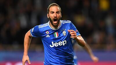 Juventus reinó en el Principado: venció a Mónaco de visitante en la Champions