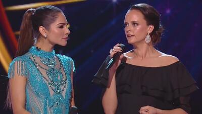¿Qué se necesita para cantar música mexicana? Shaila Dúrcal les dio unos...