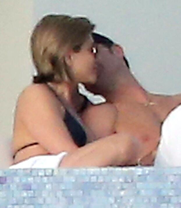 Jennifer Aniston y Justin de vacaciones en México