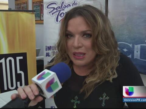 Ponceña de nacimiento y boricua de pura cepa, Ednita Nazario se i...