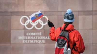 Rusia no participará en los próximos Juegos Olímpicos de Invierno