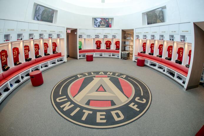 Nuevo complejo de entrenamiento Atlanta United