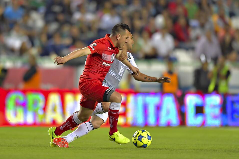 Mauro Boselli reconoció que su gol contra Toluca debió invalidarse  Anto...