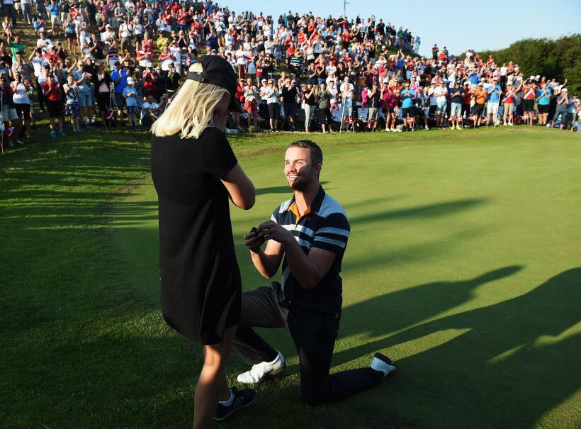 Andreas Harto de Dinamarca sorprendió a su novia Louise De Fries...