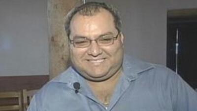Alforso Morales Macias - padre que tenia orden de deportacion