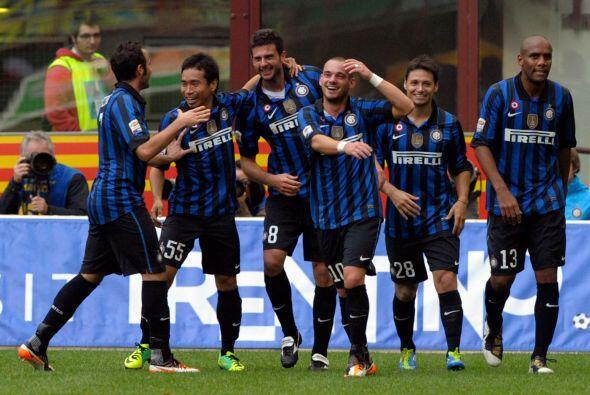 Suficiente para que el Inter de Milán vuelva a la senda del triunfo.