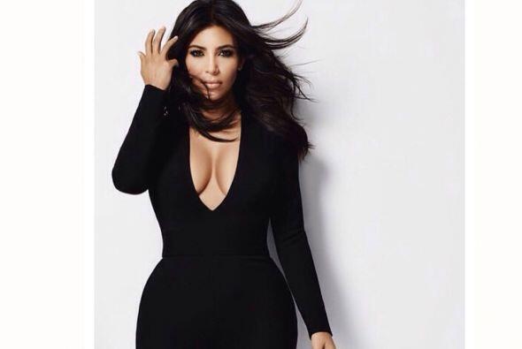 La Kardashian ama estar frente a las cámaras.