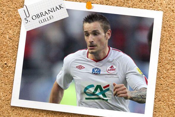 No es su primera incursión en este Once para Ludovic Obraniak.