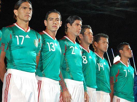Juan F. Palencia, oscar Rojas, Jonny magallón, Israel Castro, Mig...