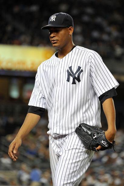 DEBILIDADES: El pitcheo de los Yankees se mantuvo a flote gracias a su e...