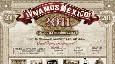 ¡Viva México! Así celebramos la Independencia de México