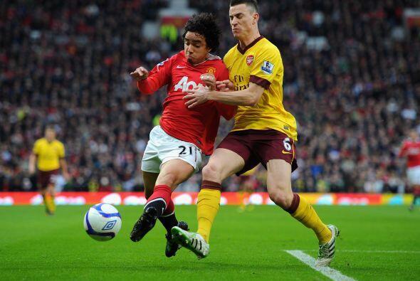 El primer tanto del encuentro lo metió el brasileño Favio Da Silva a los...