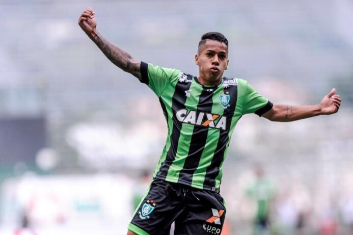 14. Matheusinho (Brasil / América Mineiro)