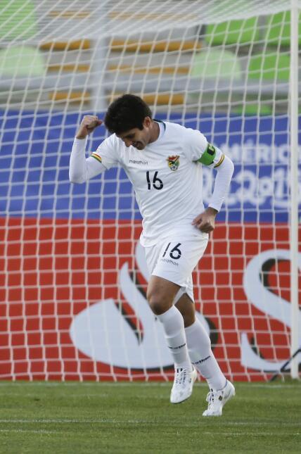 Bolivia vence a Ecuador