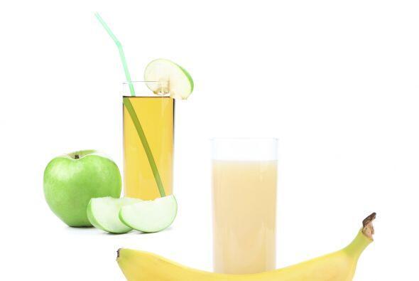 Recuerda que los jugos naturales o batidos con leche de almendras son ri...