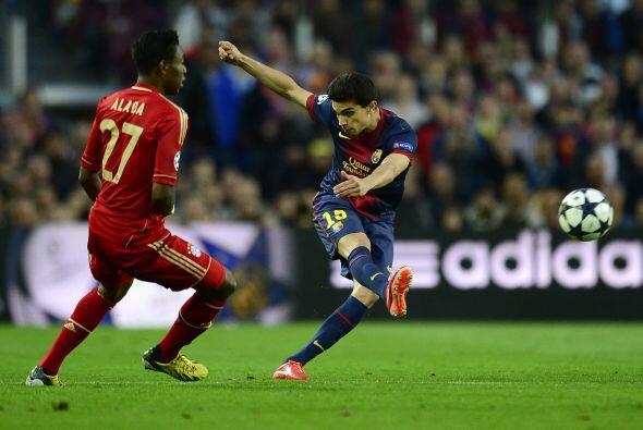 Sin embargo, había una falta de ideas por parte del Barcelona desde la m...