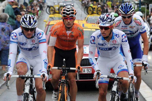 ¡El Tour de Francia está al rojo vivo, pero lo mejor está por llegar! A...