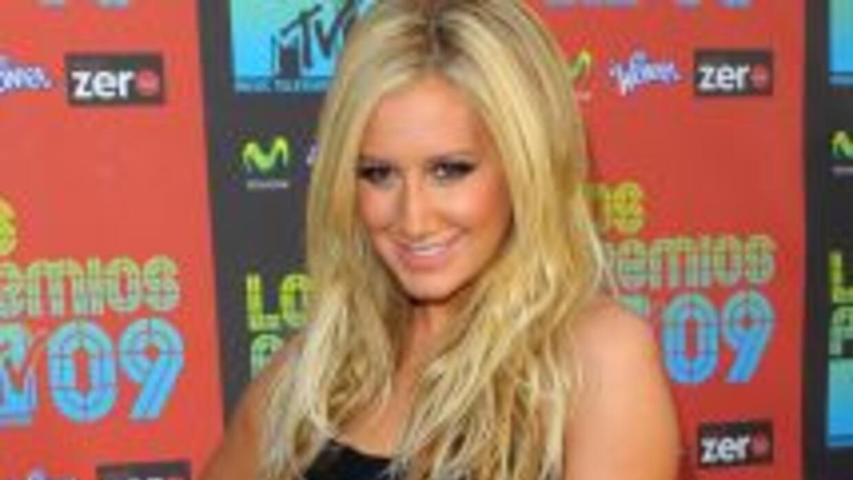 Ashley Tisdale comenzó su carrera como actriz en series y películas de D...