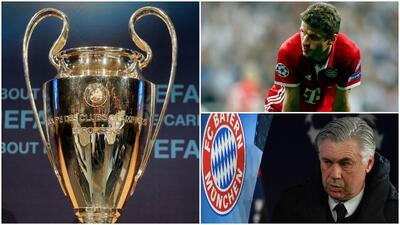Bayern Múnich quiere armar un 'Dream Team' en 2018
