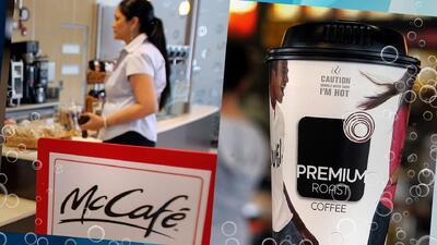 Inaudito: famoso restaurante de comida rápida sirve jabón en lugar de café a una embarazada