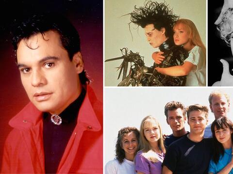 Espectáculos de 1990