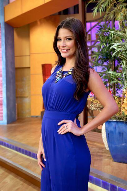 Después de anunciar con mucha emoción su embarazo, Ana Patricia comparte...