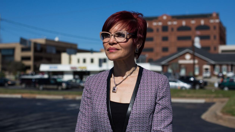 Anmarie Martin nació en Puerto Rico, llegó a EEUU a los 16...