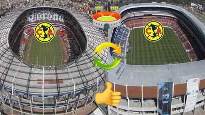 ¿Es el Corregidora o el 'Aztequita'? La relación del América jugando como local en Querétaro