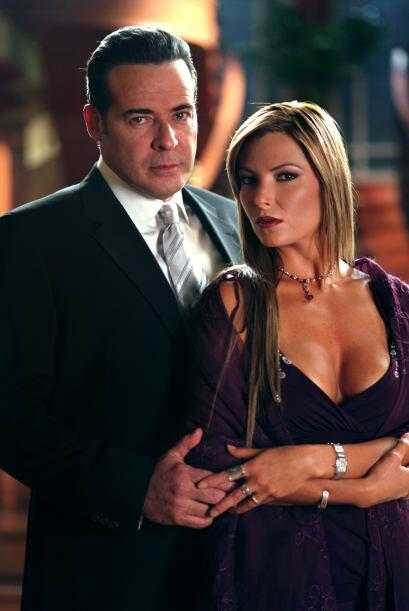 Cuando aparece Maria y se casa con Esteban, Ana Rosa se vuelve una gran...