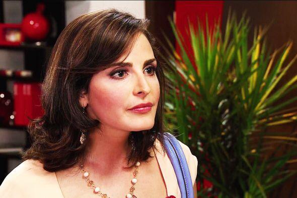 Y no sólo eso Sofía, Araceli te dará otra noticia q...