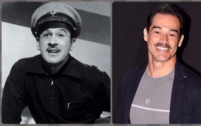Juan Ángel Esparza es el candidato favorito para protagonizar bio...