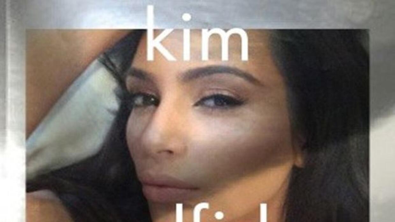 Solo un mes y medio después de sacar su aplicación, la Kardashian anunci...
