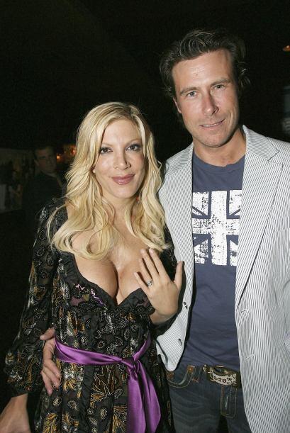 Tori armó un escándalo cuando engañó a su marido con el actor Dean McDer...