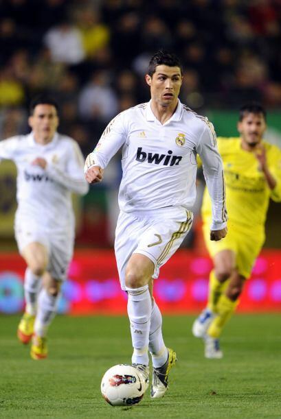 Cristiano Ronaldo y compañía se perfilaban a un potencial triunfo que po...