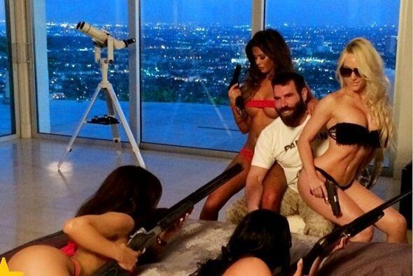 Sus mujeres lo aman ¿será por lo guapo o por el dinero? Fotos:instagram...