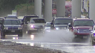 Posibilidad de precipitaciones podrían causar inundaciones en Houston y sus alrededores