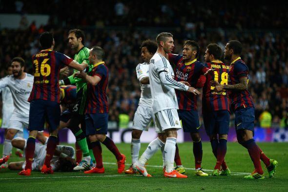 El Clásico español entre Real Madrid y Barcelona va más allá del duelo e...