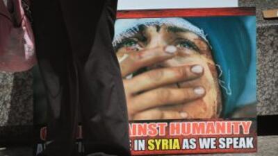 Las fuerzas gubernamentales sirias recurren a la violencia sexual para t...