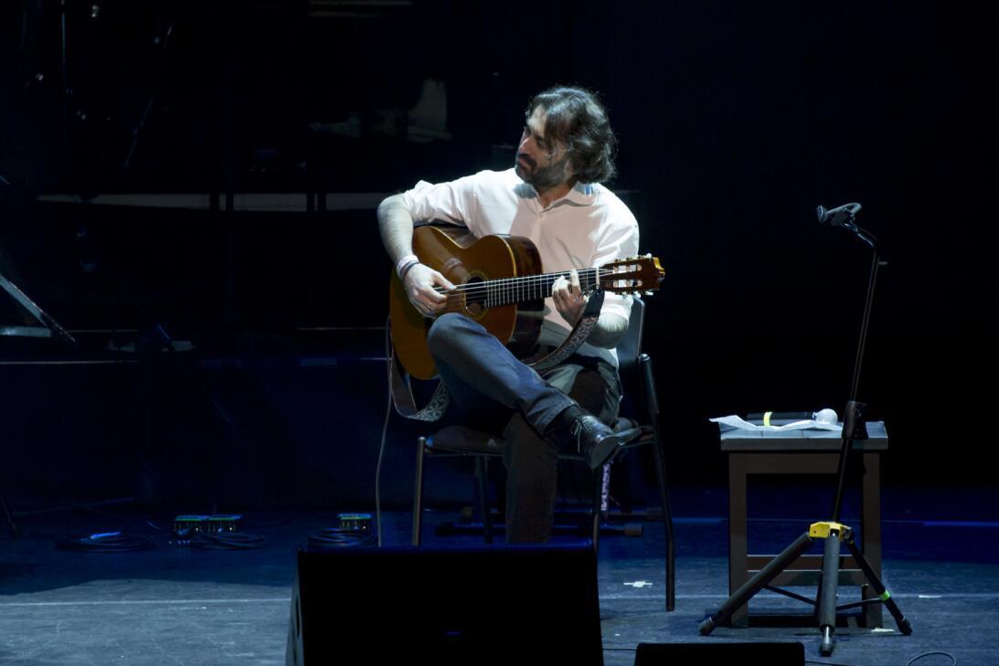 El compositor, productor y guitarrista Javier Limón, uno de los responsa...