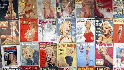 Marilyn Monroe Covers