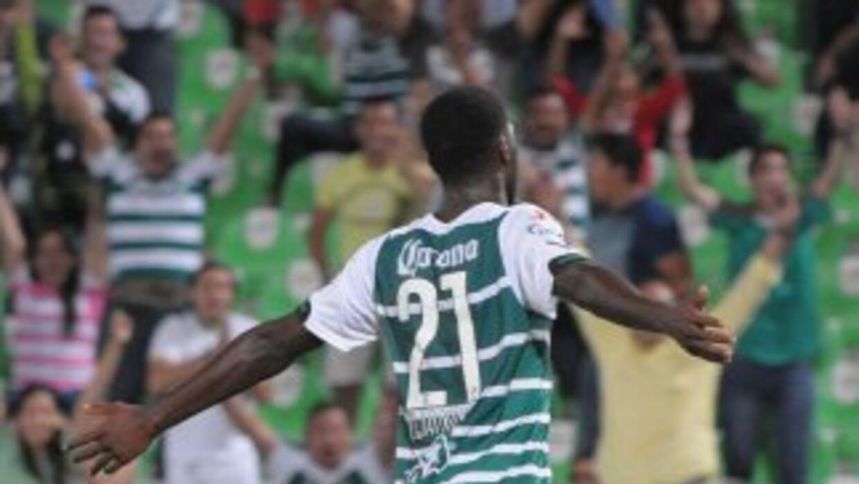 Djaniny Tavares hizo el único gol del partido ante Rayados.