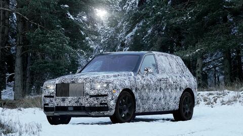 Rolls Royce Cullinam