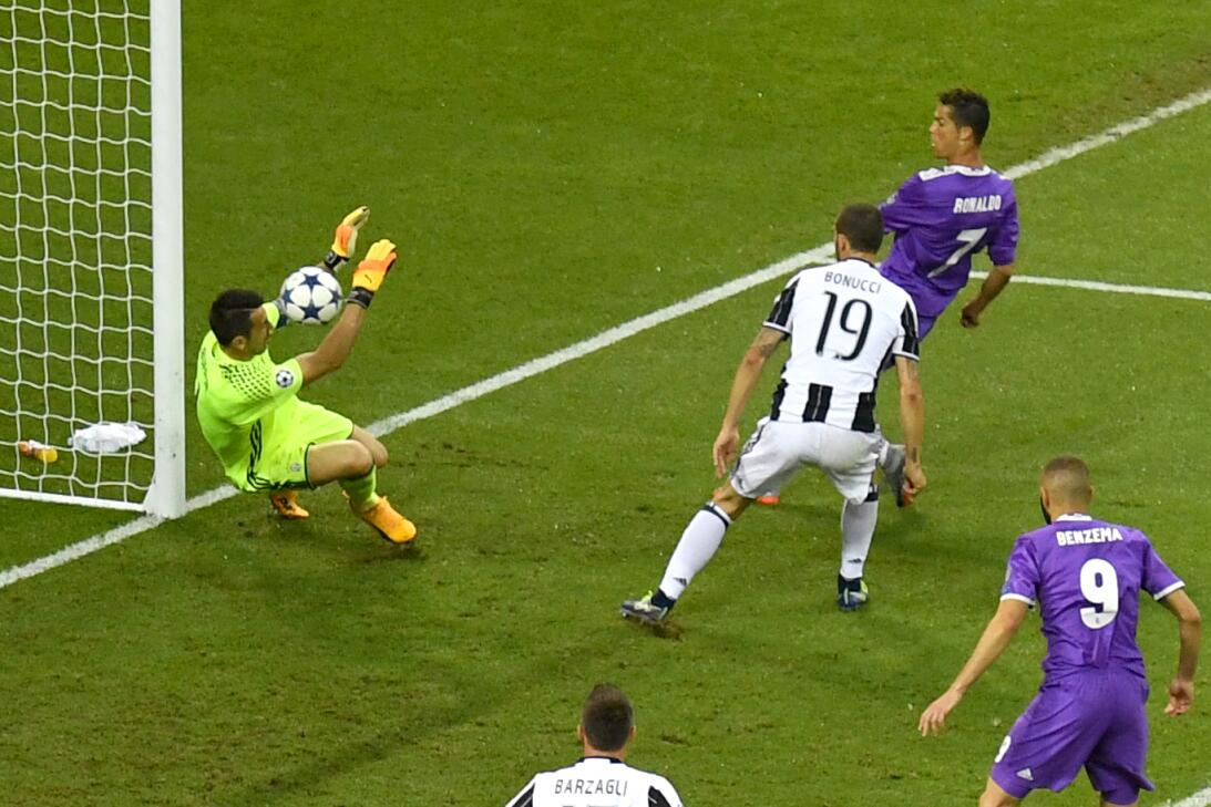 Juventus vs. Real Madrid: Los factores del campeonato merengue 3.jpg