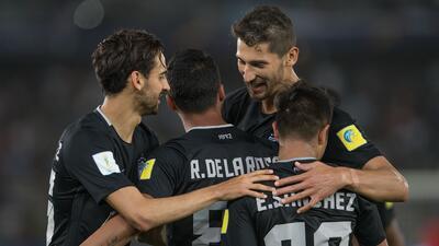 Pachuca se queda con el tercer lugar del Mundial de Clubes con goleada sobre el Al Jazira