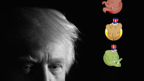 Los republicanos están en una encrucijada: cómo apoyar a T...