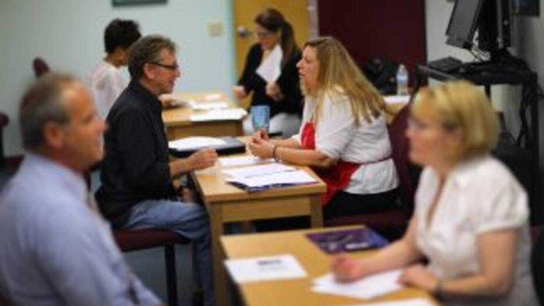 El desempleo a nivel nacional subió a 7.9% durante octubre de 2012.