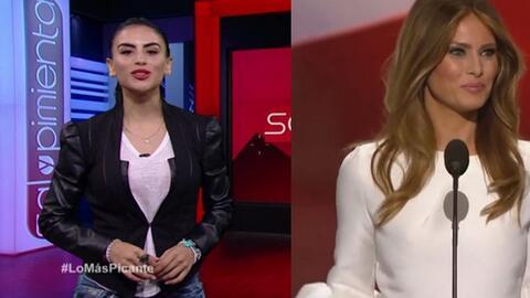 #LoMásPicante: Jessica Cediel nos presentó los memes más cómicos de Mela...