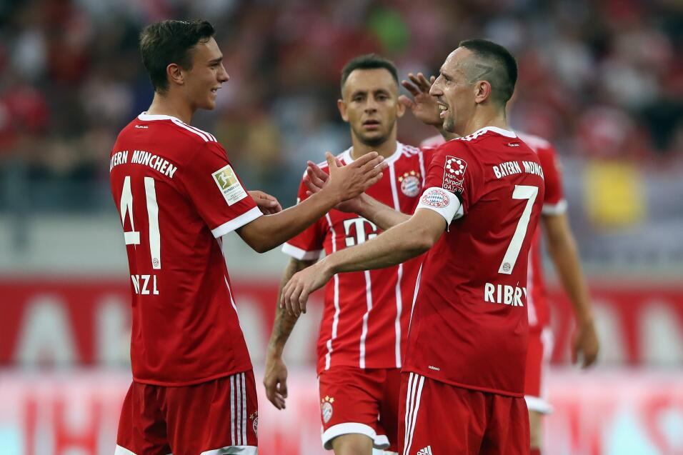 F.C. Bayern Múnich (Alemania)