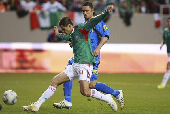 El primer partido de México bajo el mando del 'Chepo' de la Torre fue an...